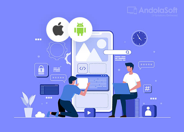 The Future of iPhone/Android Applications Development