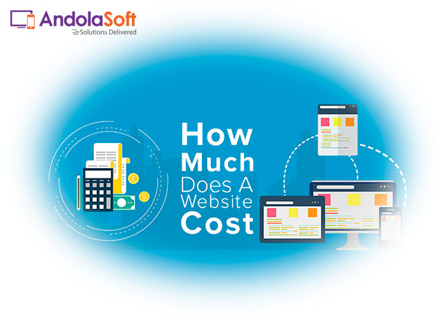 How Much Does A Website Cost? Try Website Cost Calculator