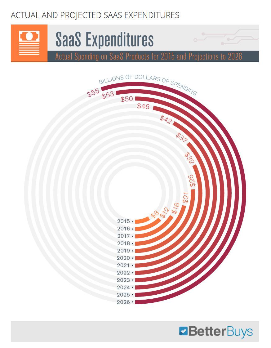 SaaS Expenditures