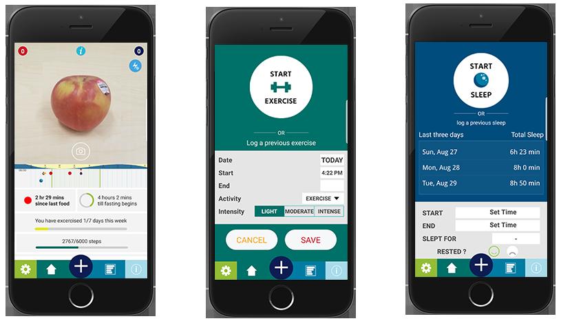 MyCircadianClock Mobile App