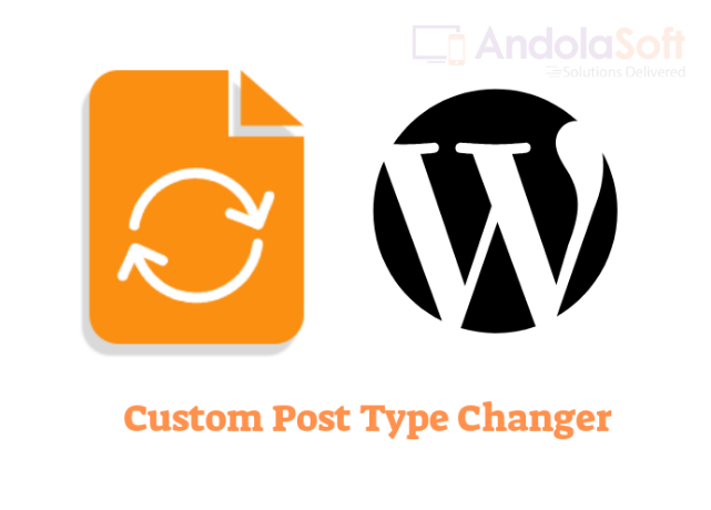 Change WordPress Post types with Custom Post Type Changer