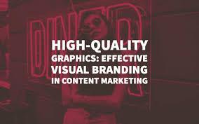 high-quality visuals