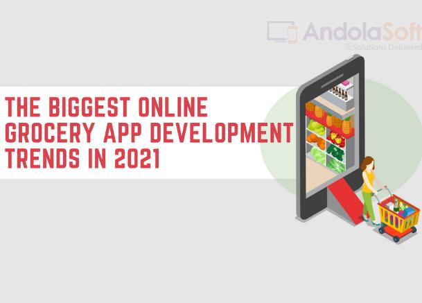 The Biggest Grocery App Development Trends in 2021