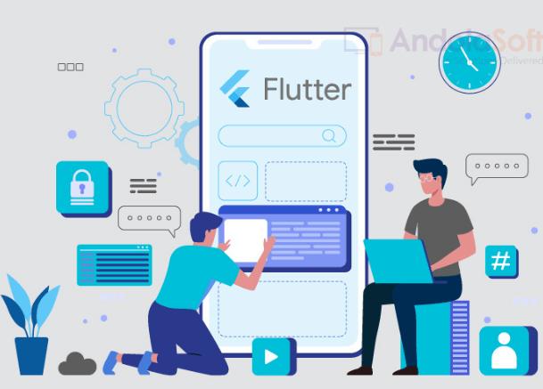 The Benefits of Developing Mobile Application on Flutter Framework