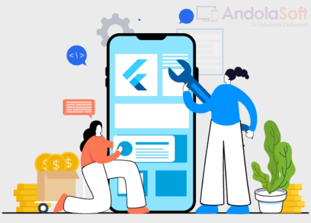 Flutter Mobile Apps