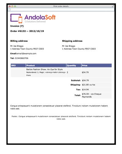 Invoice Generator Invoice App Andolasoft - Download invoice app