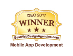 Web and Mobile App Development Winners