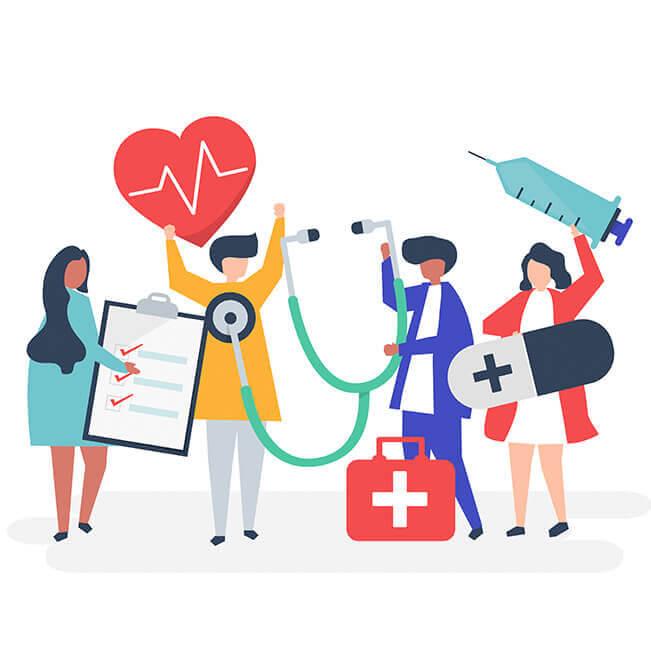 Industries - Health