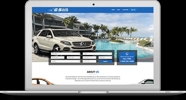 D&B Auto Rental