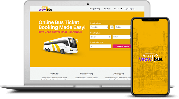 Bus Booking Application