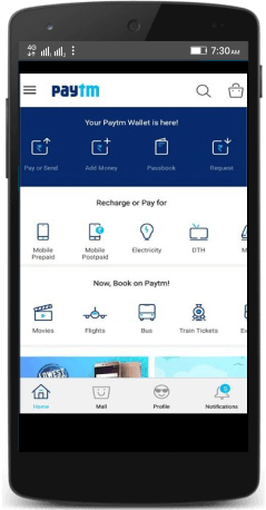 How Much Does a App like Paytm Cost