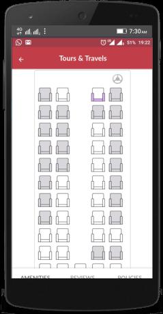 Bus Ticketing Mobile App