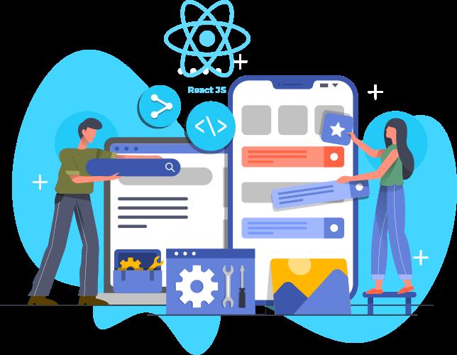 ReactJS Web & Mobile App Development